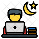 Overtime Work Worker Icon