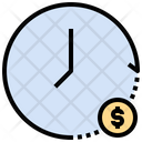 Overtime Payment Money Icon