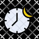 Night Working Job Icon