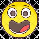Overwhelmed Emoticon Icon