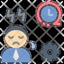 Overwork Icon