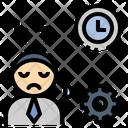 Pressure Stress Force Icon