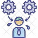 Busy Deadline Duty Icon