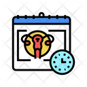 Ovulation Time Icon