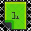 Ow file Icon