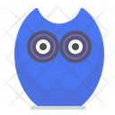 Owl Character Creature Icon