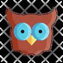 Owl Bird Night Bird Icon
