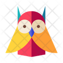 Owl Bird Animal Icon