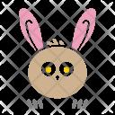 Owl Bunny Rabbit Icon