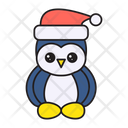 Owl Snow Christmas Icon