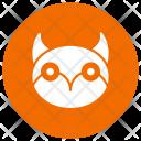Owl Bird Fly Icon