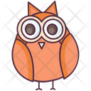 Bird Owl Night Bird Icon