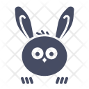 Owl Bunny Rabbit Icon
