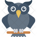 Bird Fly Owl Icon