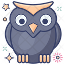 Owl Wisdom Creature Icon