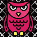 Owl Bird Hunter Icon