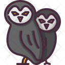 Animal Bird Owl Icon