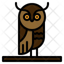 Owl Bird Wild Icon