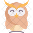 Owl Bird Furniture And Household Icon