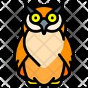 Bird Halloween Eagle Icon