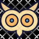 Owl Eagle Owl Owl Sage Icon