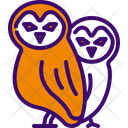 Owl Halloween Hunter Icon