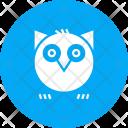 Owl Horror Hoot Icon