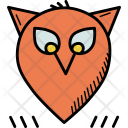 Owl Halloween Thanksgiving Icon