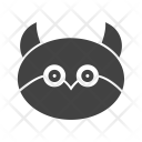 Owl Animal Bird Icon