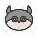 Owl Animal Bird Icon