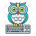 E Learning Education Keyboard Icon
