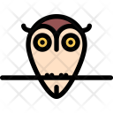 Owl Myth Legend Icon