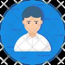 Businessman Businessperson Tycoon Icon