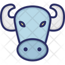 Ox Bull Bovine Animal Icon