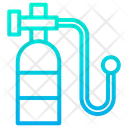 Oxygen Bottle Bottle Hospital Icon