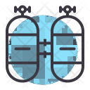 Oxygen Cylinder Task Icon