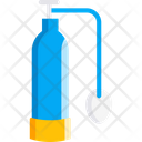 Oxygen Safety Tank Icon