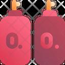 Oxygen Tank Emergency Icon
