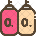 Oxygen Tank Emergency Icon