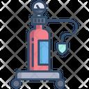 Oxygen Oxygen Cylinder Cylinder Icon
