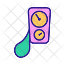 Diving Oxygen Equipment Icon