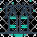 Oxide Gas Tank Icon