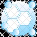 Oxygen Atom Icon