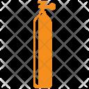 Bottle Oxygen Medical Icon