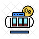 Oxygen Saturation Chamber Icon