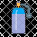 Oxygen Cylinder Icon