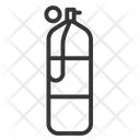Oxygen Cylinder Oxygen Cylinder Icon