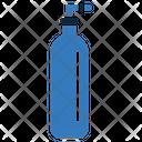 Oxygen Bottle Gas Cylinder Oxygen Icon