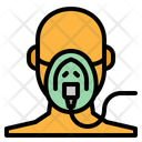 Oxygen Mask Healthcare Icon
