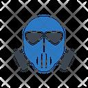 Mask Oxygen Safety Icon